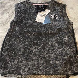 Loud apparel fashion yth10 sleeveless shirt. NWT